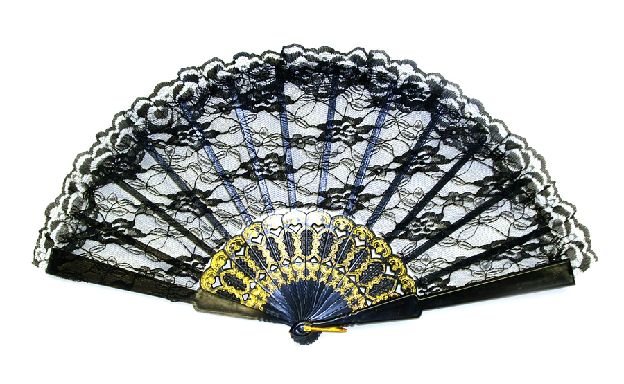Featured Image for 9″ Lace Fan