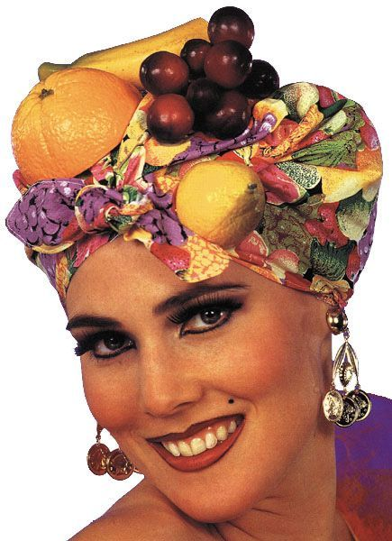 Featured Image for Latin Lady Fruit Headpiece