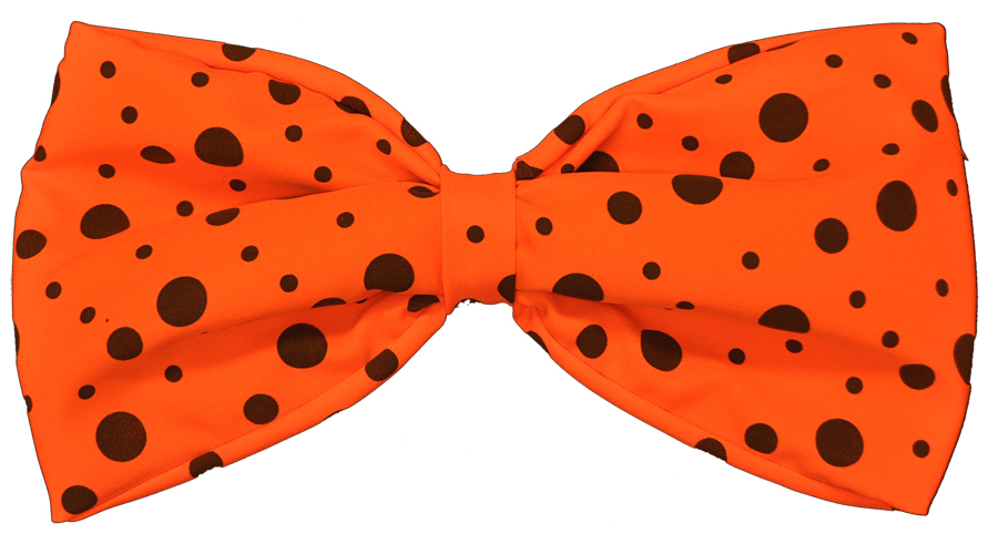 Featured Image for Jumbo Neon Bow Tie
