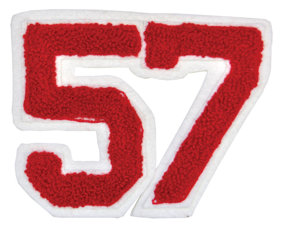 Featured Image for 4″ Patch Numbers Pair Assorted