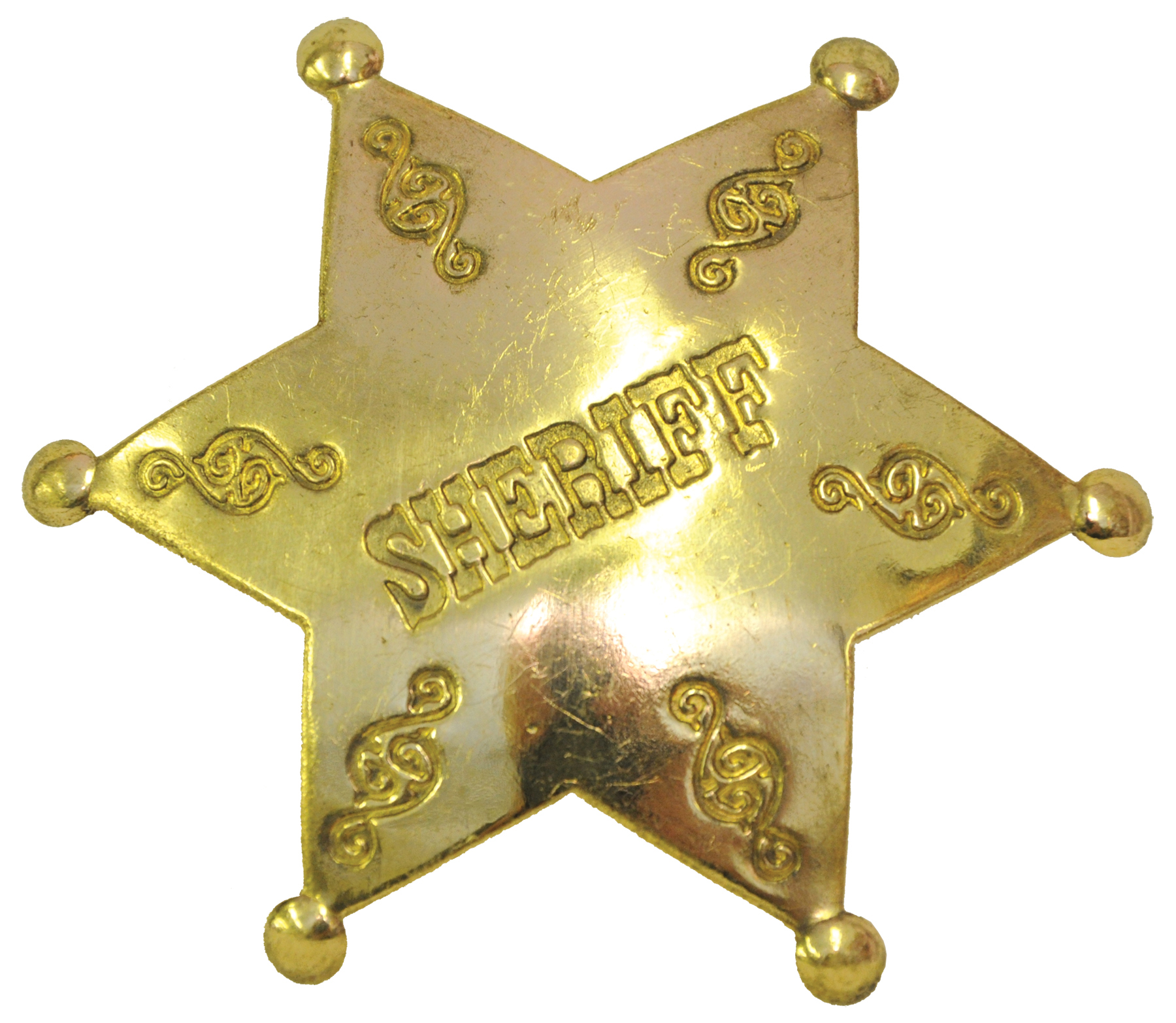 Featured Image for Badge Sheriff