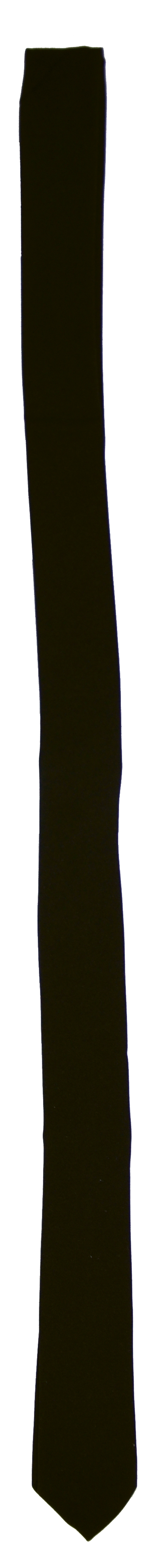 Featured Image for GANGSTER TIE LONG BLACK