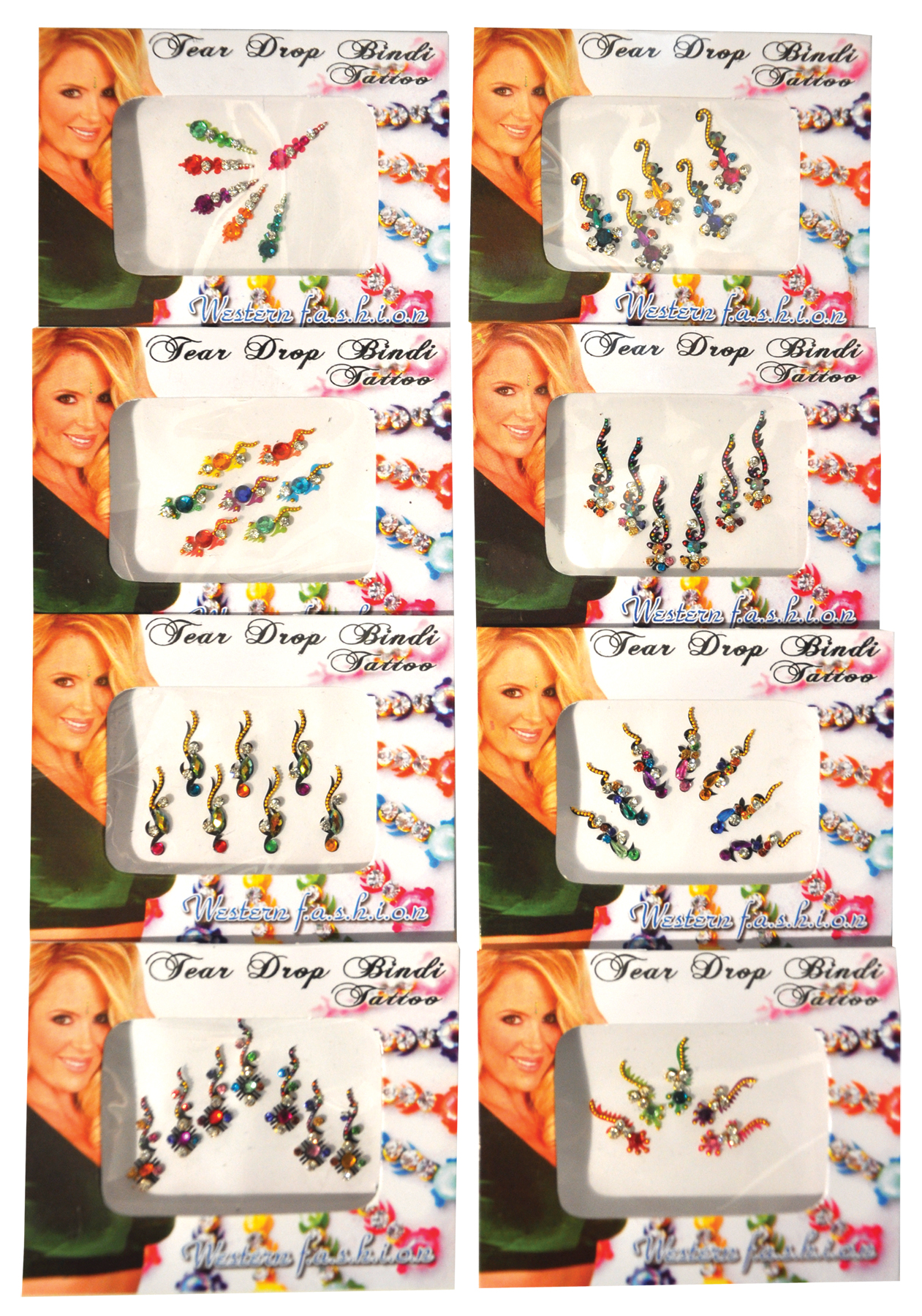 Featured Image for Bindi Carded Assorted
