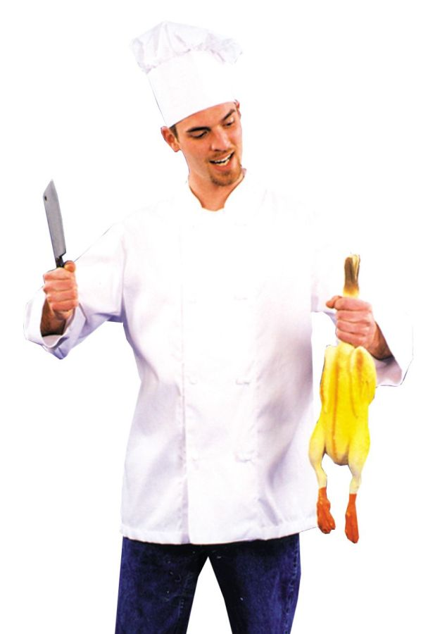 Featured Image for Chef Coat