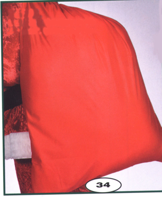 Featured Image for Velour Santa Toy Bag