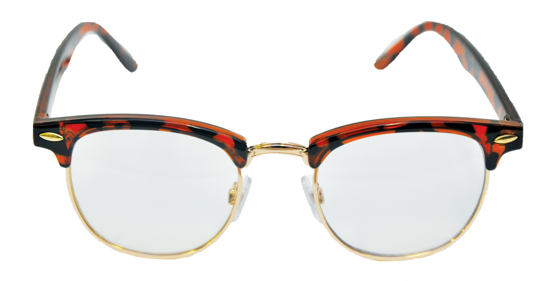 Featured Image for Mr. 50s Clear Glasses