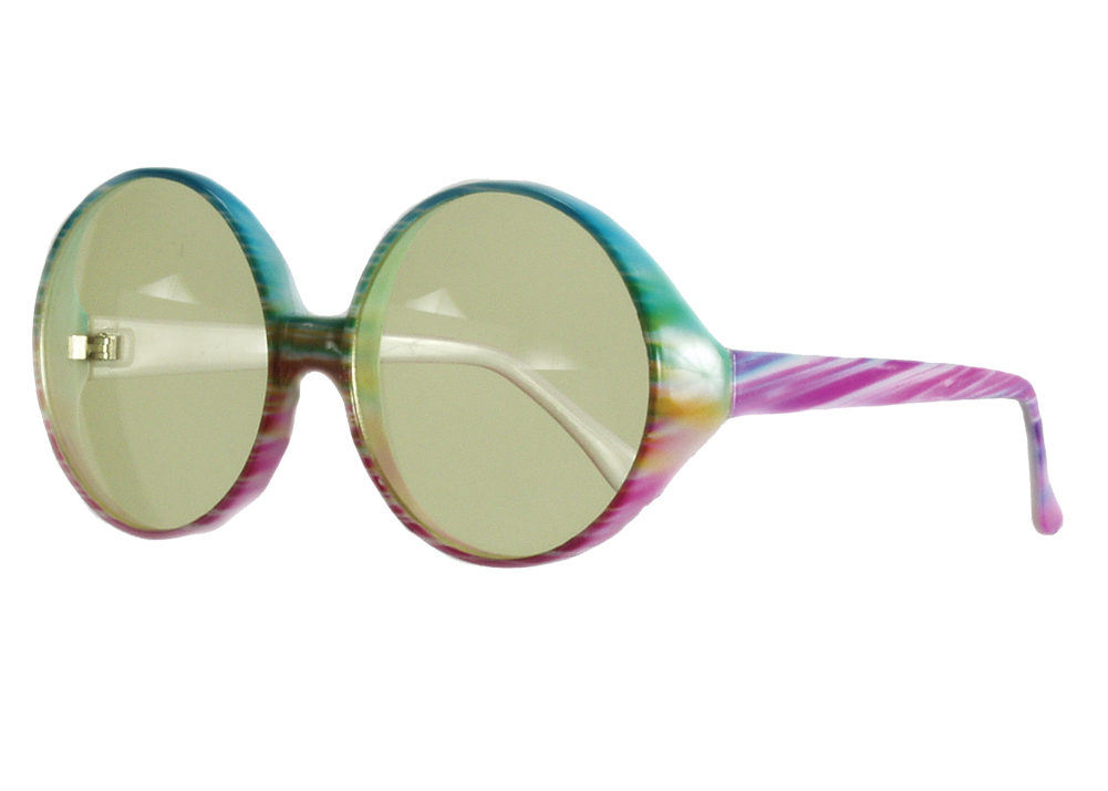 Featured Image for Peace Tie-Dye Multi Glasses