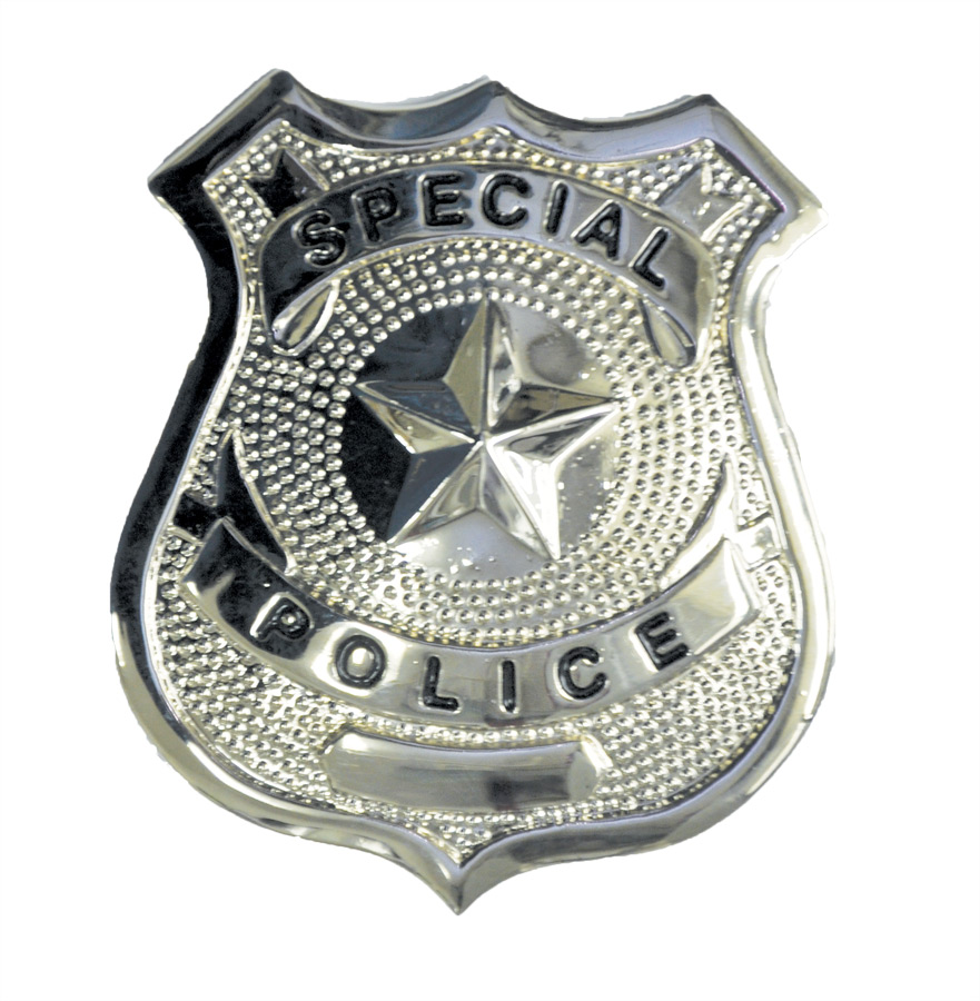 Featured Image for Badge Special Police