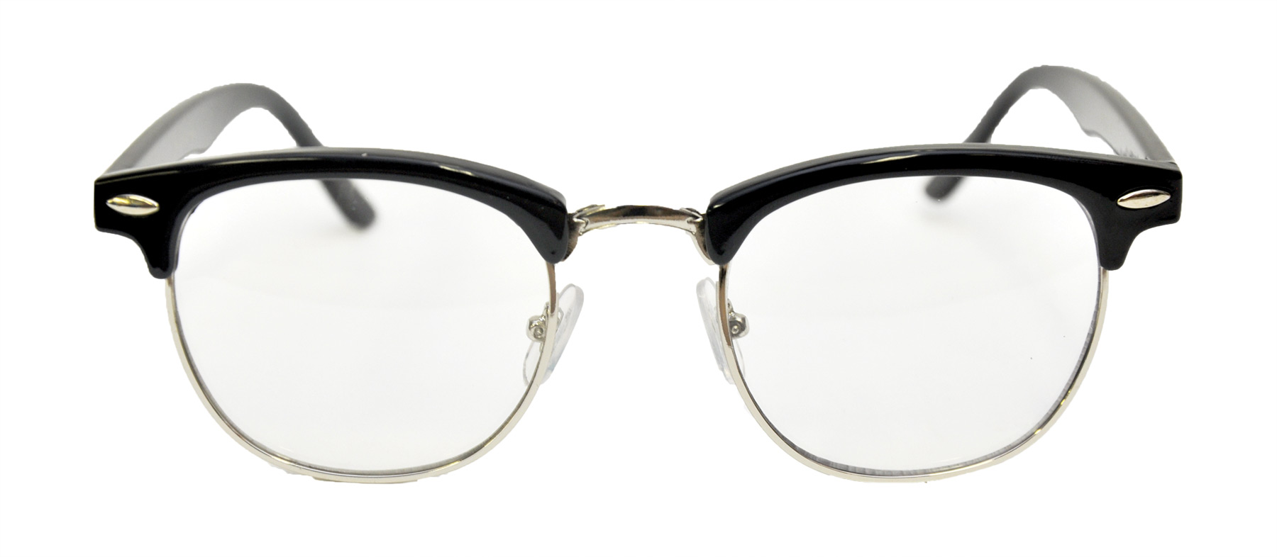 Featured Image for Black Mr. 50s Glasses