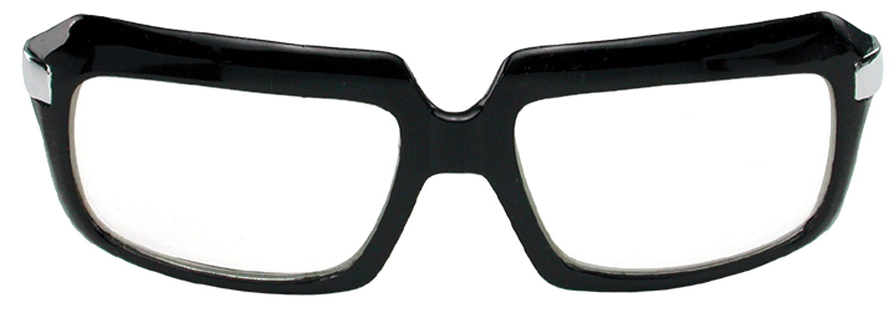 Featured Image for Black 80s Scratcher Glasses
