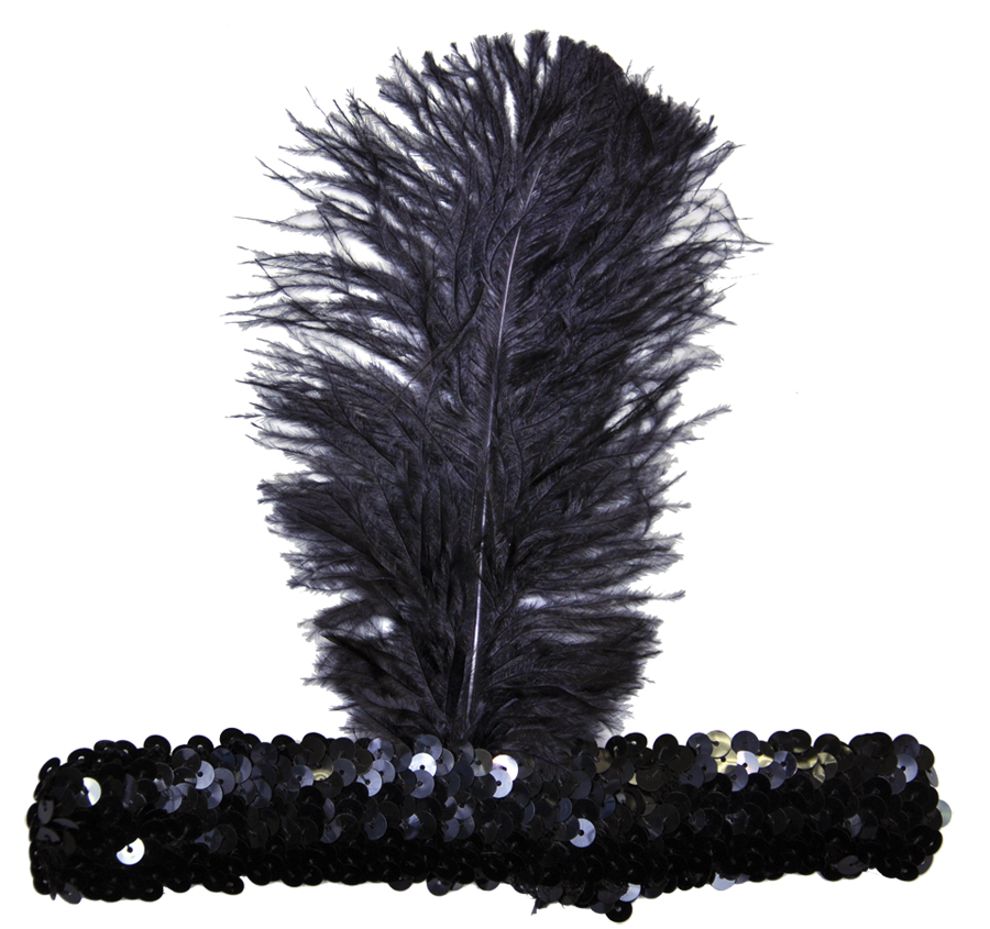 Featured Image for 20s Flapper Headband