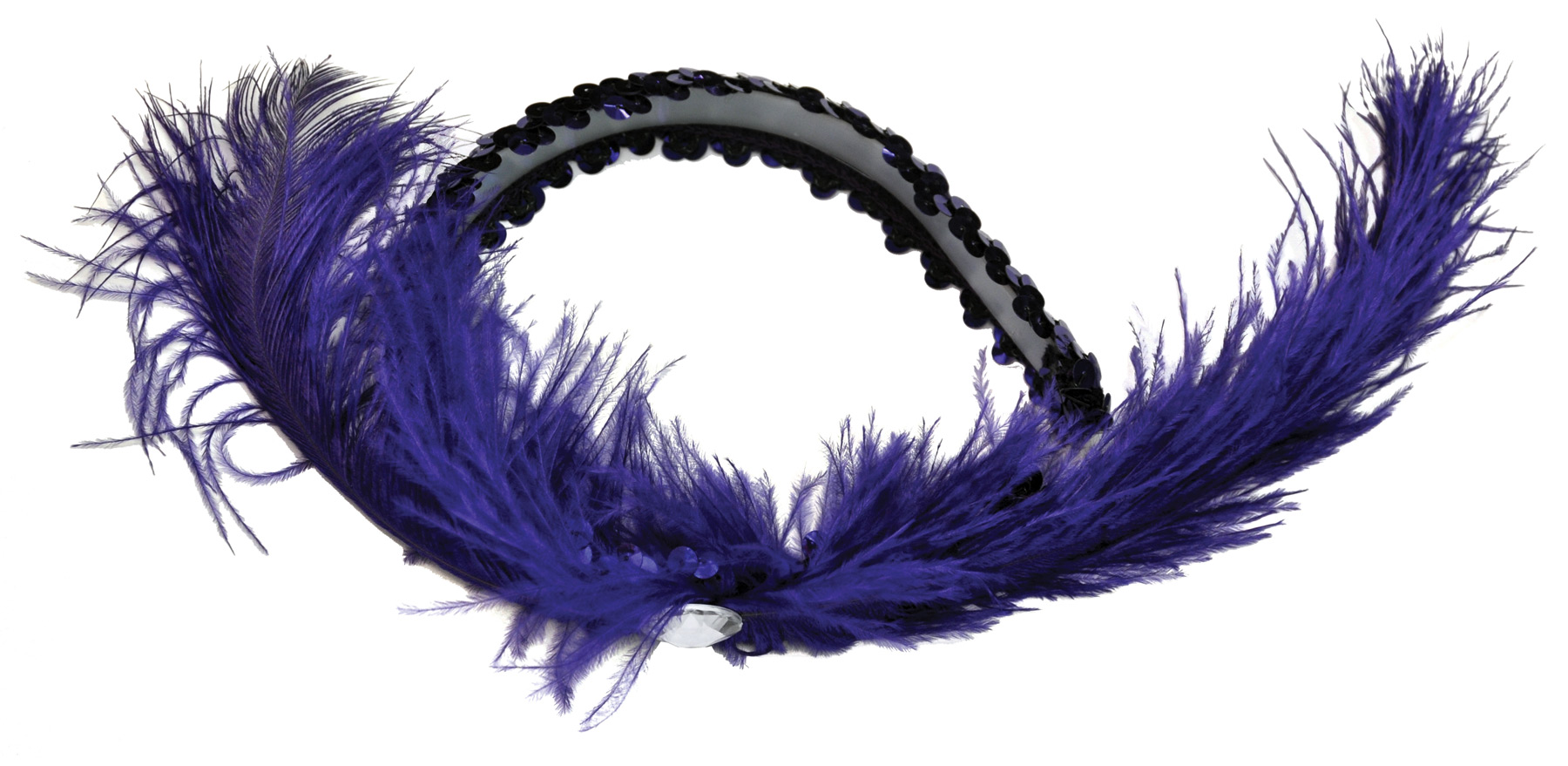 Featured Image for Dance Hall Headpiece