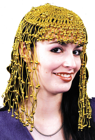Featured Image for Headpiece Egyptian Gold