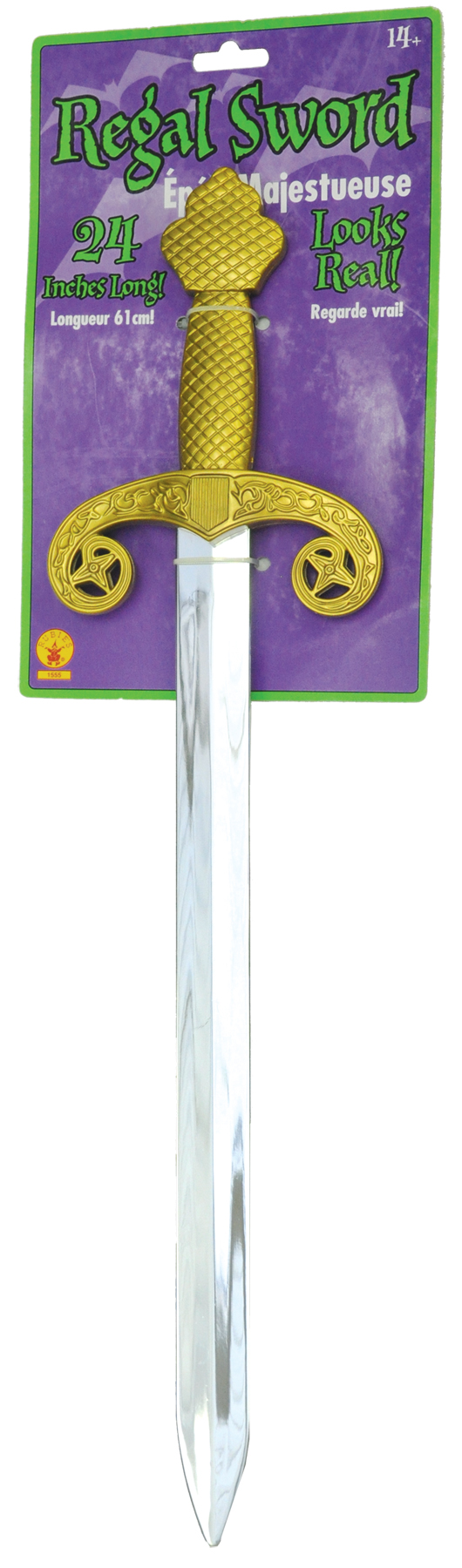 Featured Image for Silver Plated Regal Sword