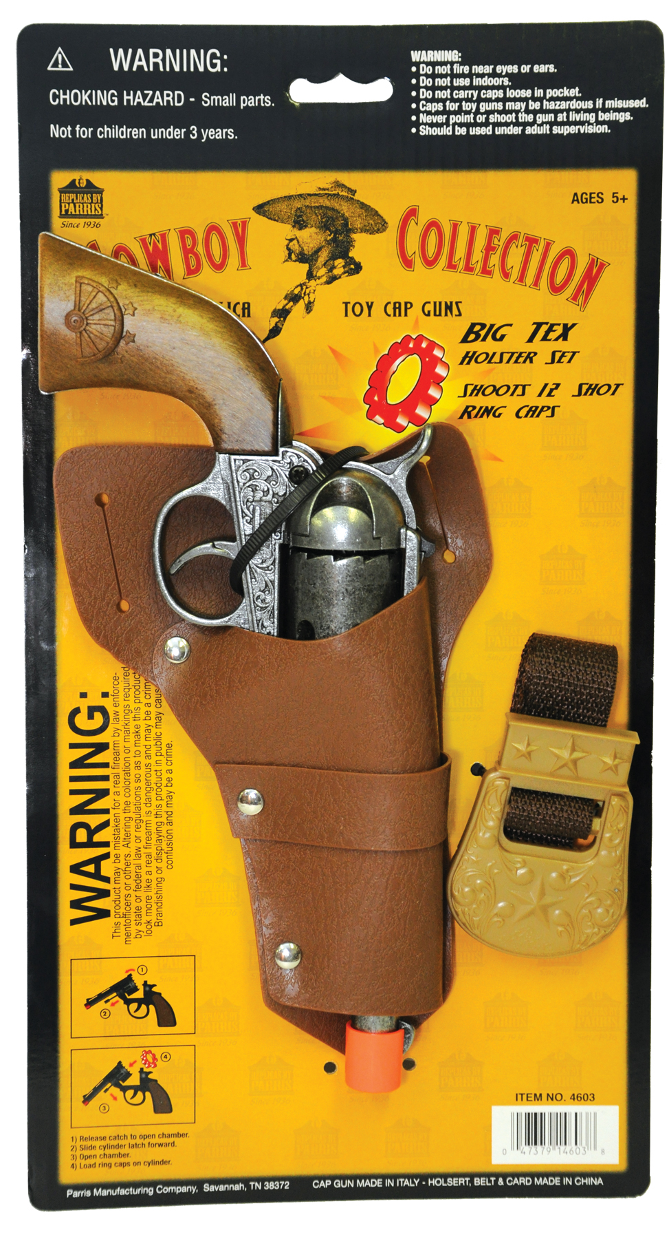 Featured Image for Big Tex Holster Set