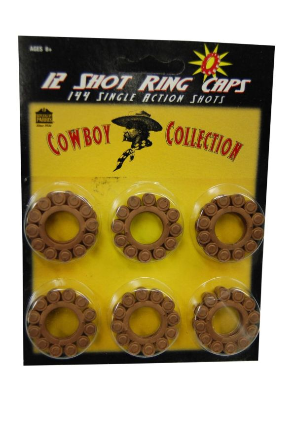 Featured Image for Ring Caps – 12 Shots