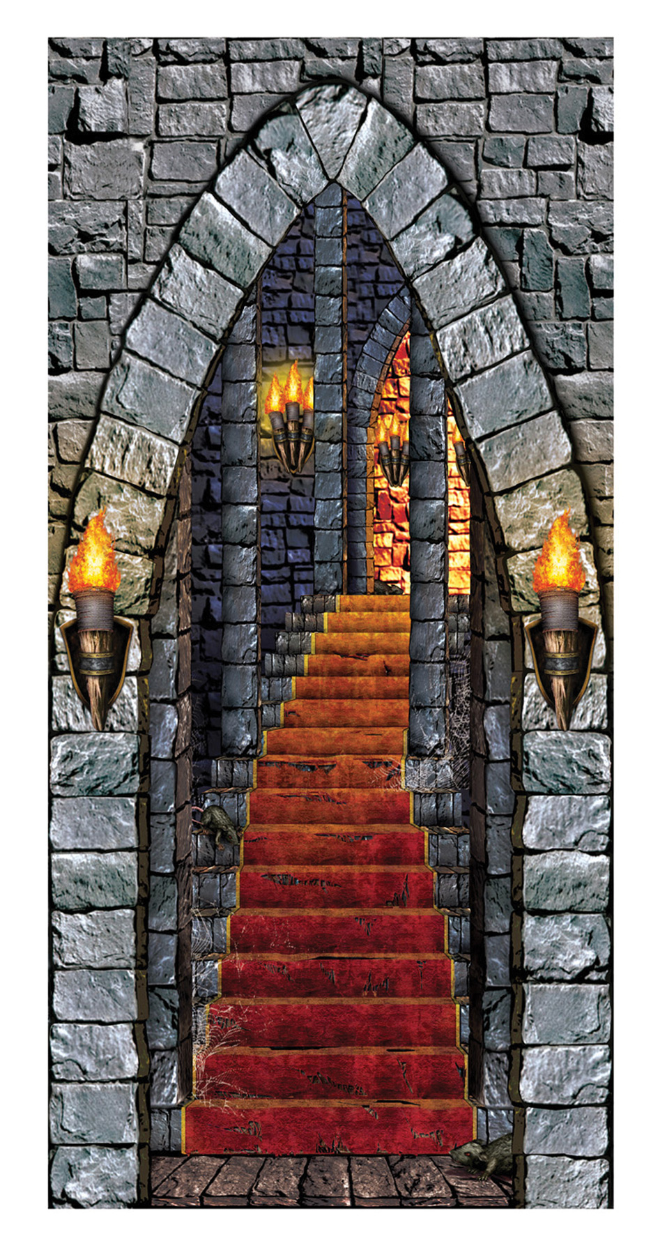 Featured Image for Castle Entrance Door Cover