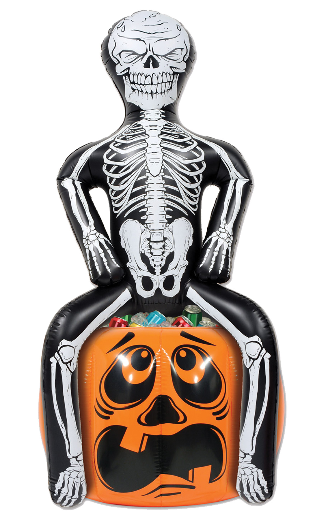 Featured Image for Inflatable Skeleton Cooler