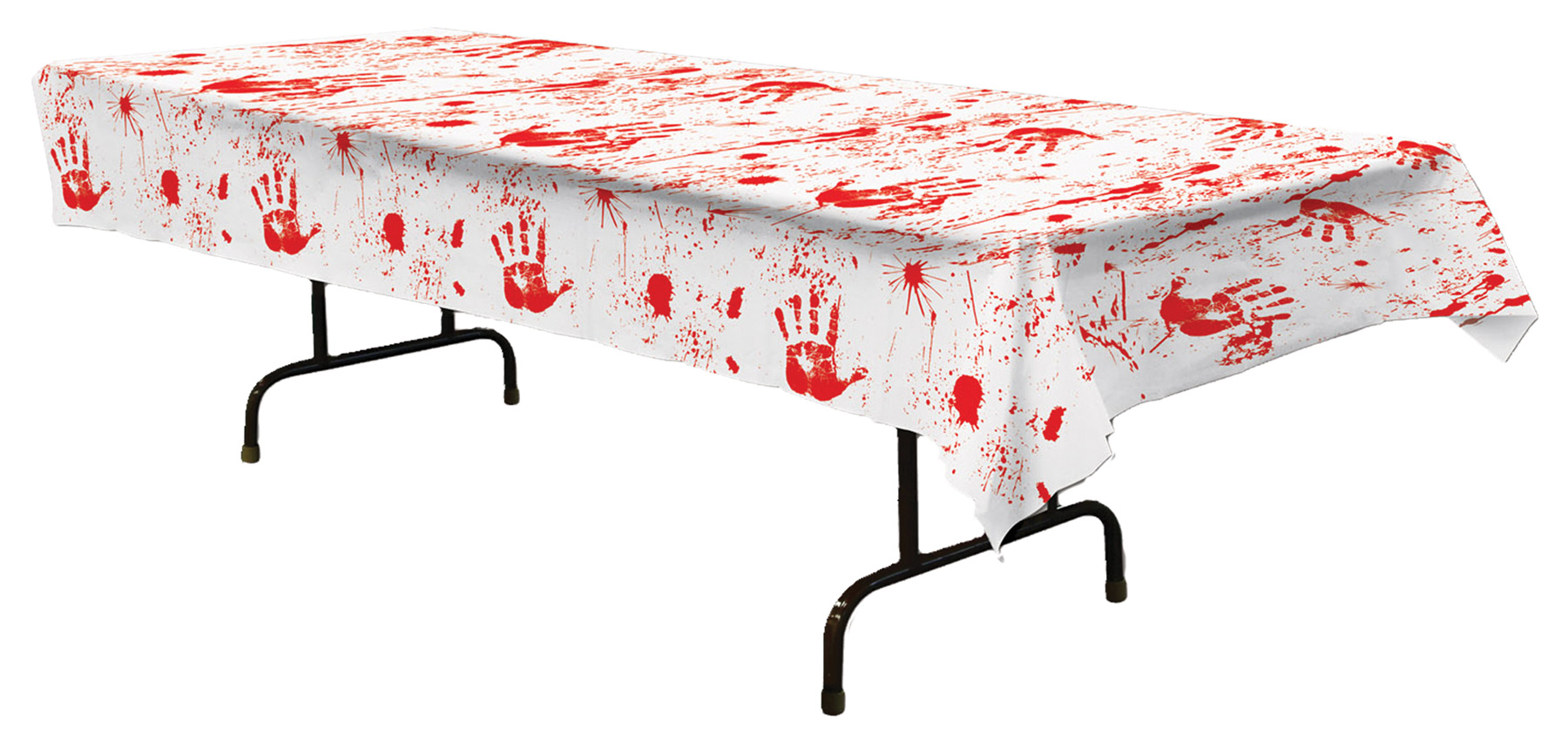 Featured Image for Bloody Handprints Table Cover