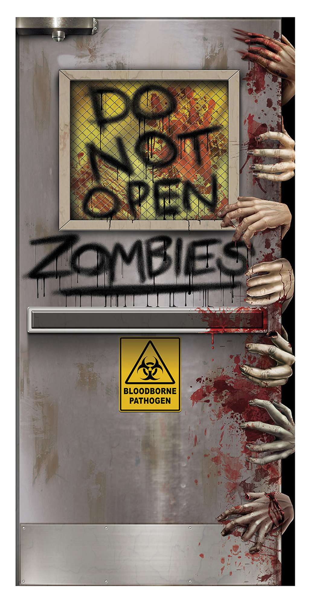 Featured Image for Zombies Lab Door Cover