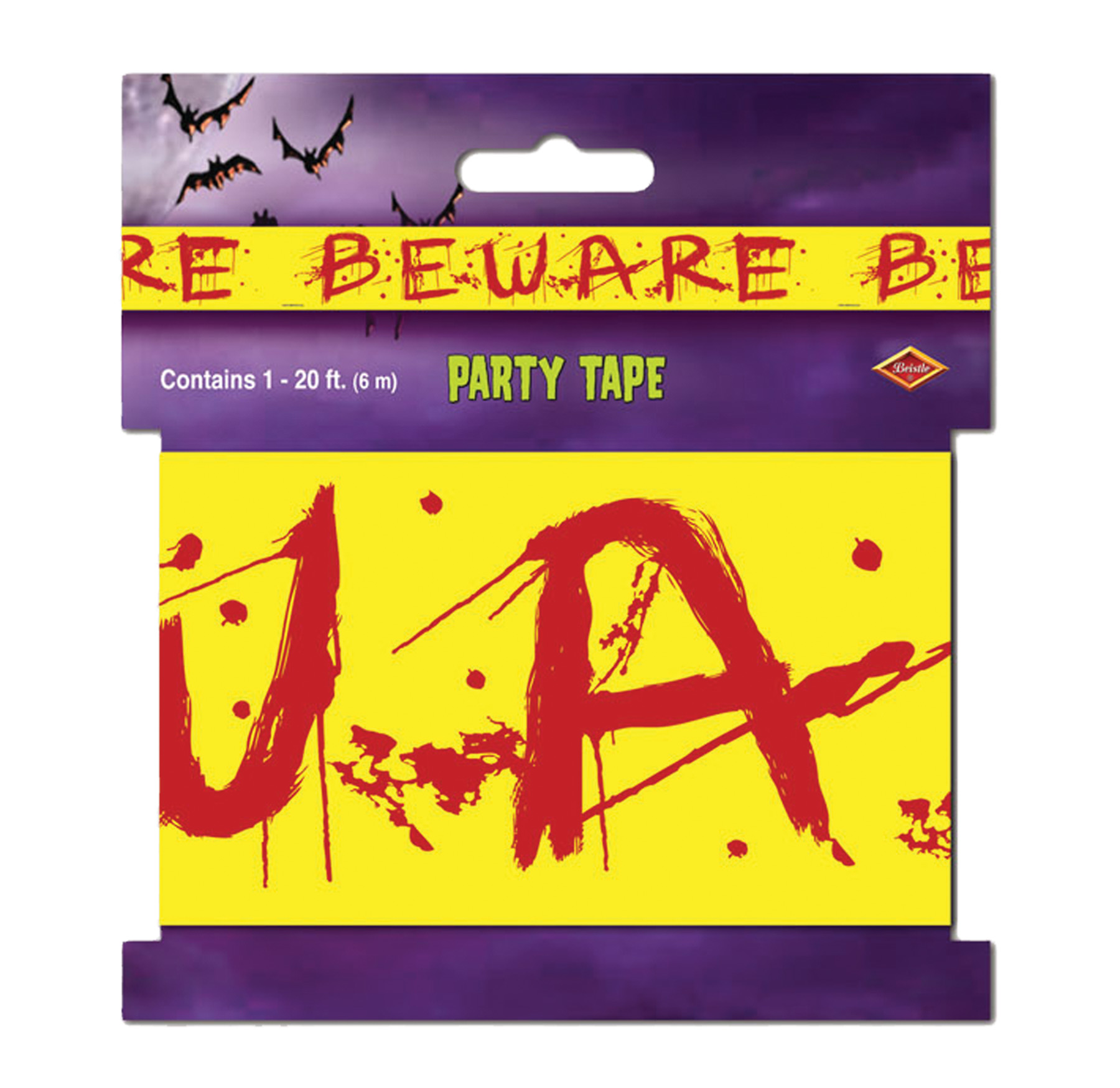 Featured Image for Beware Party Tape