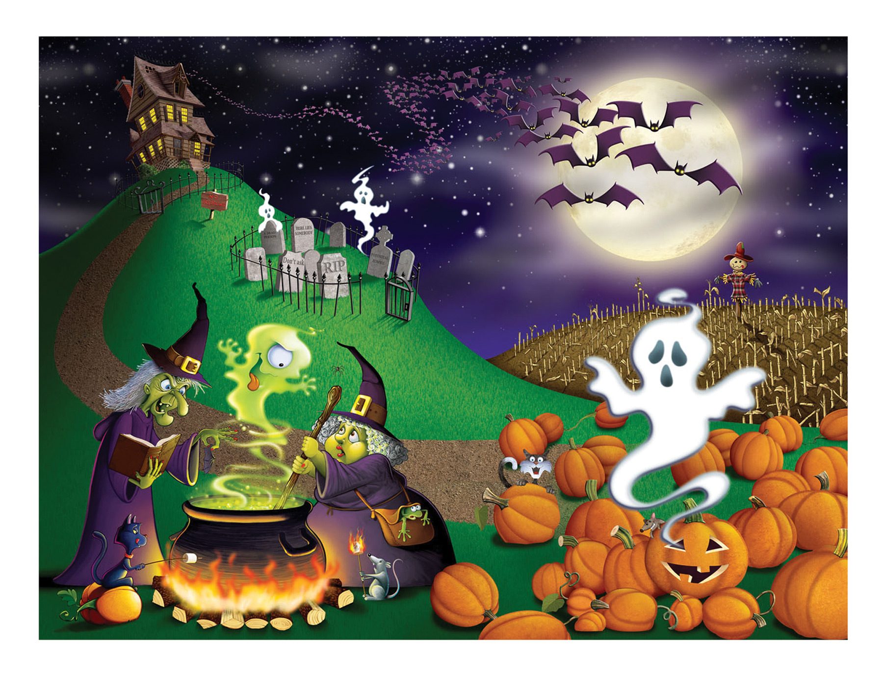 Featured Image for Halloween Insta-Mural