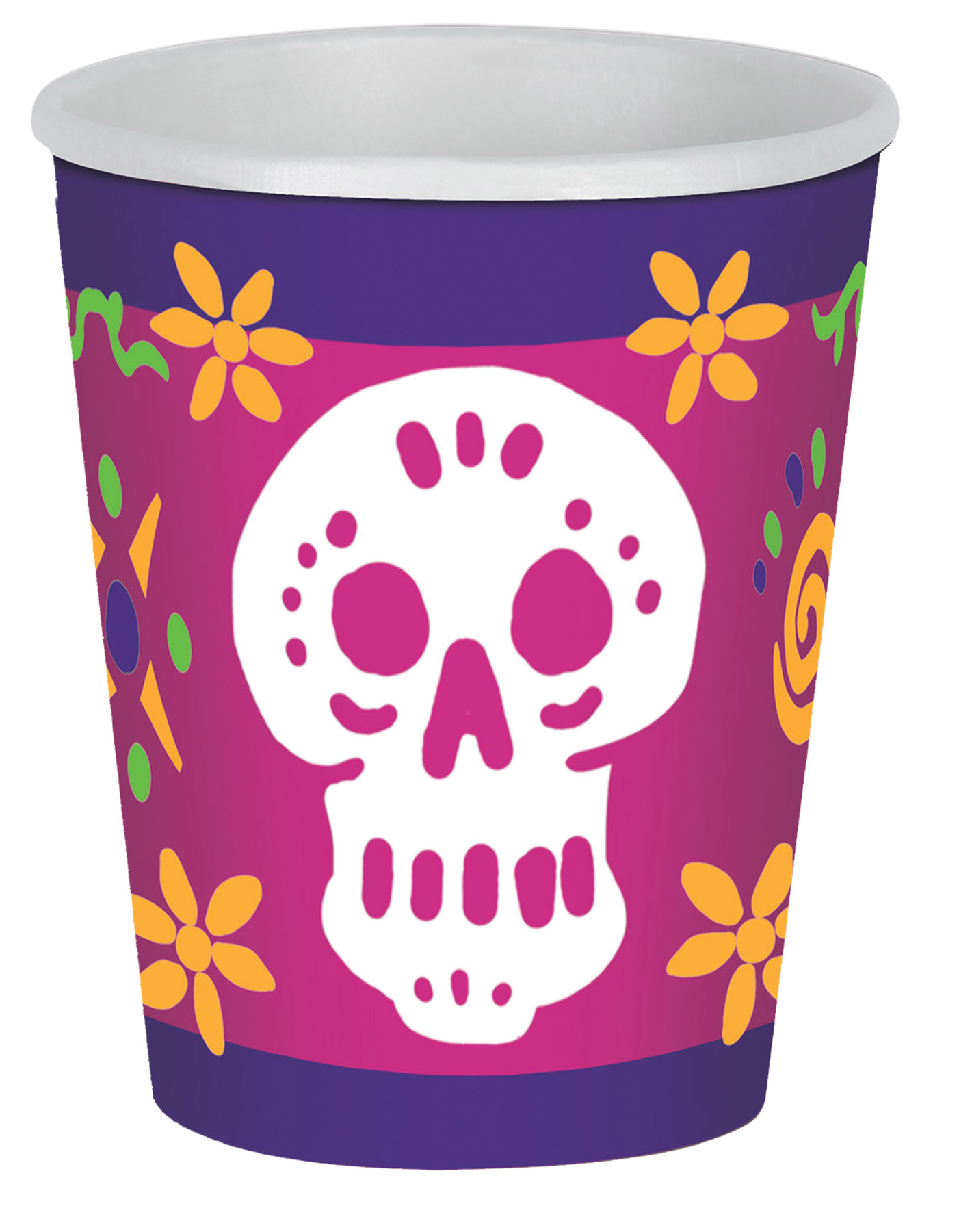 Featured Image for Day of the Dead Beverage Cups