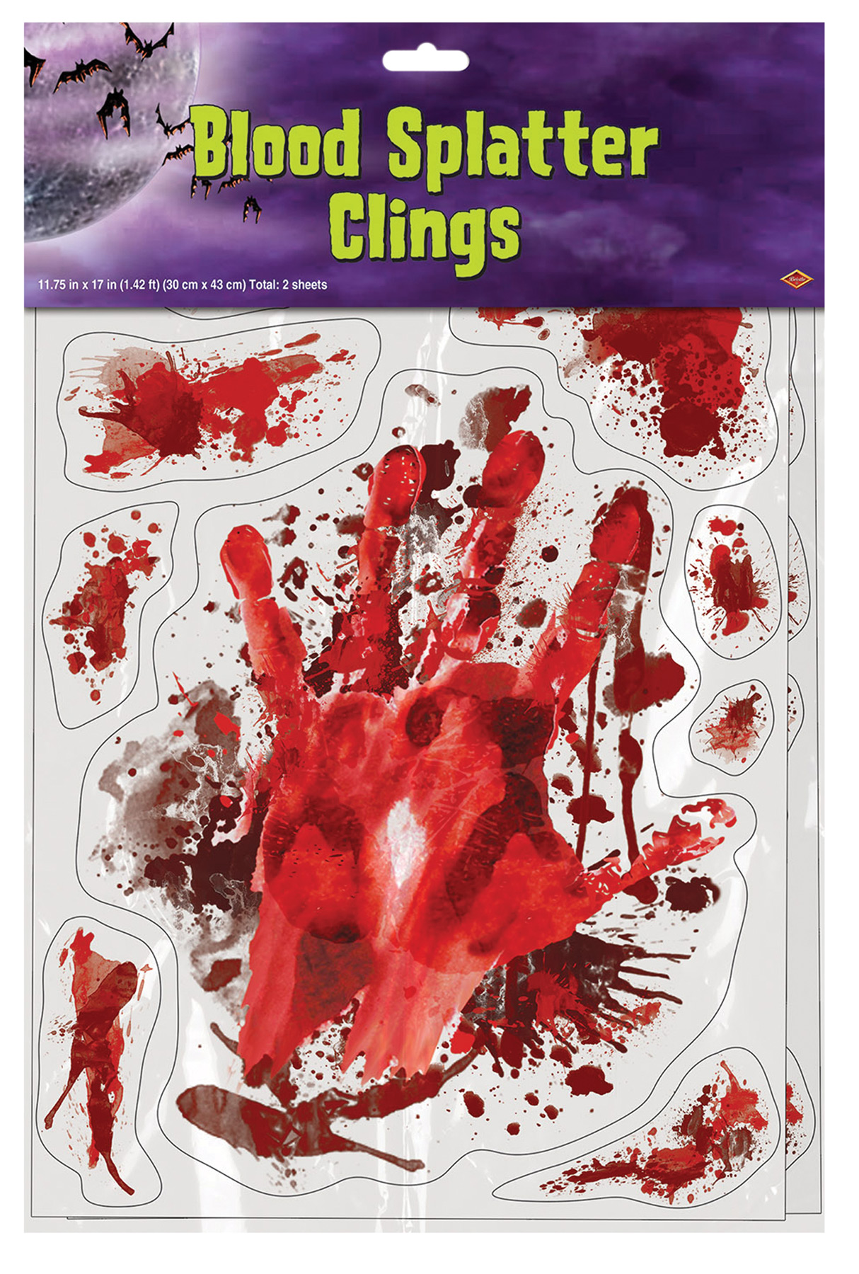 Featured Image for Blood Splatter Clings