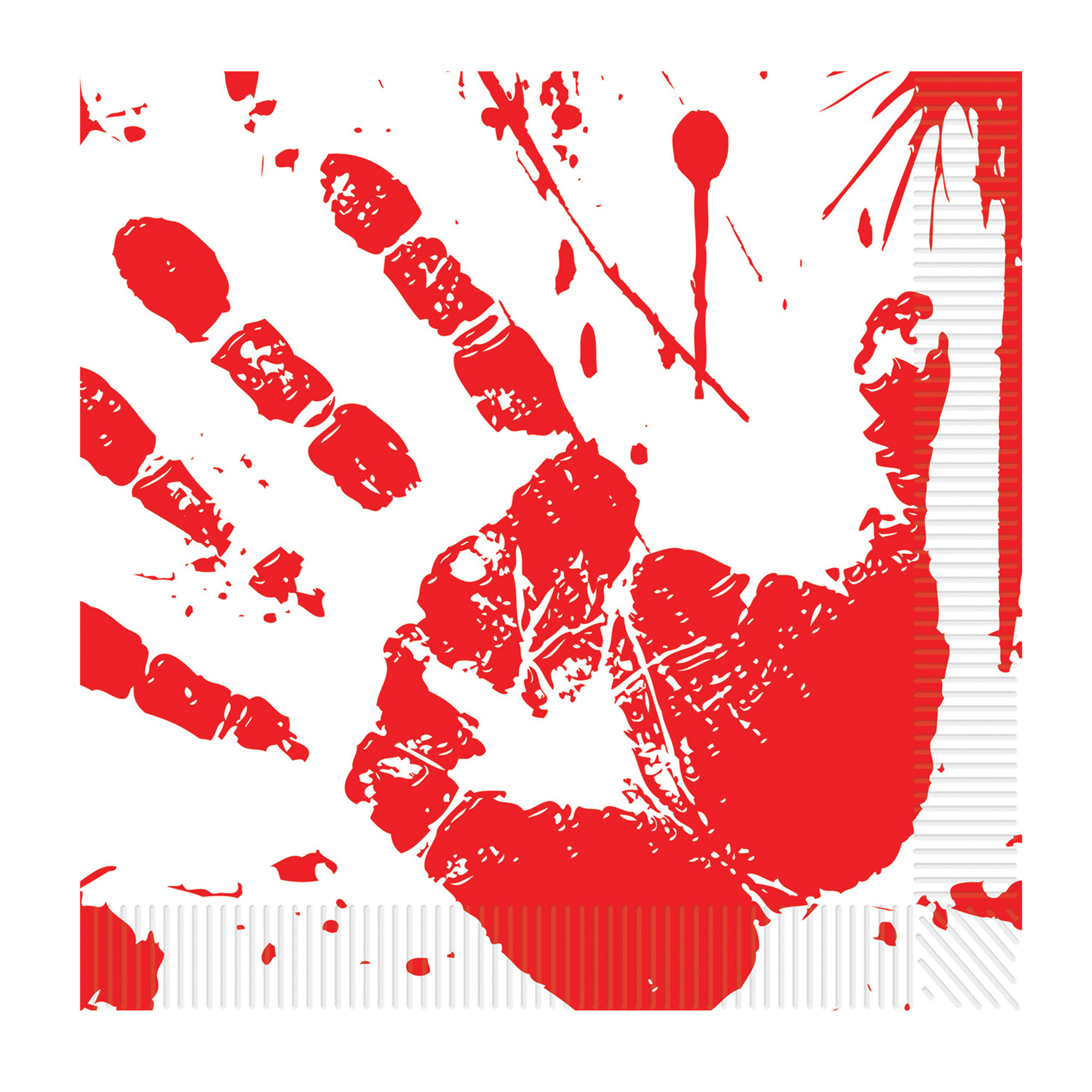 Featured Image for Bloody Handprints Luncheon Nap