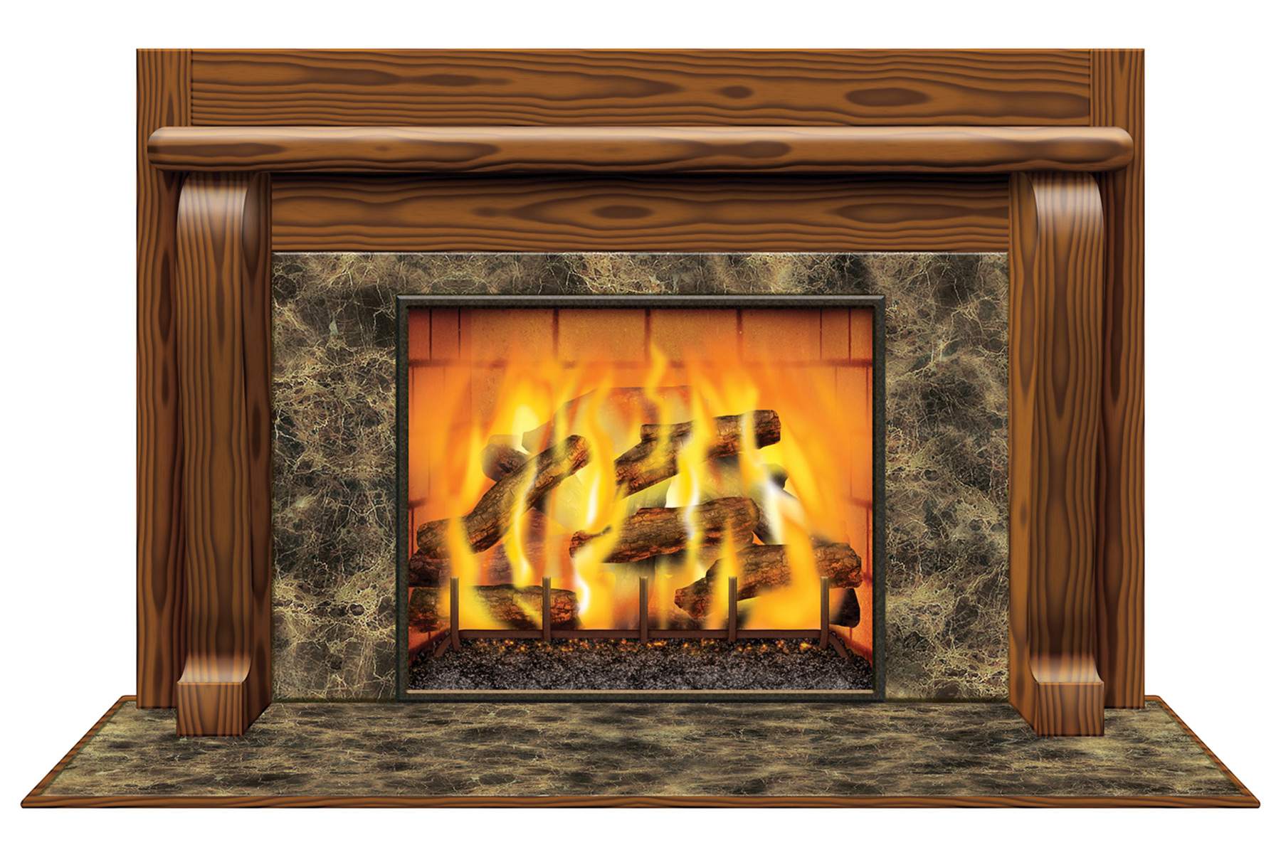 Featured Image for Fireplace Insta-View