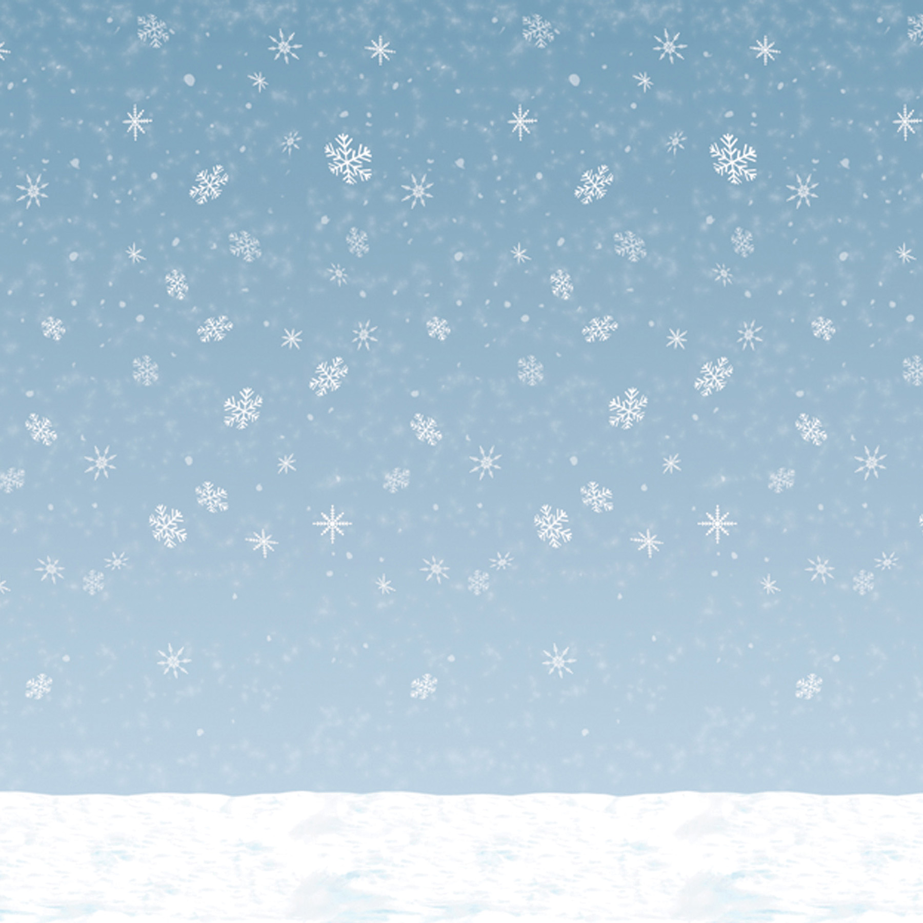 Featured Image for 30′ Winter Sky Backdrop