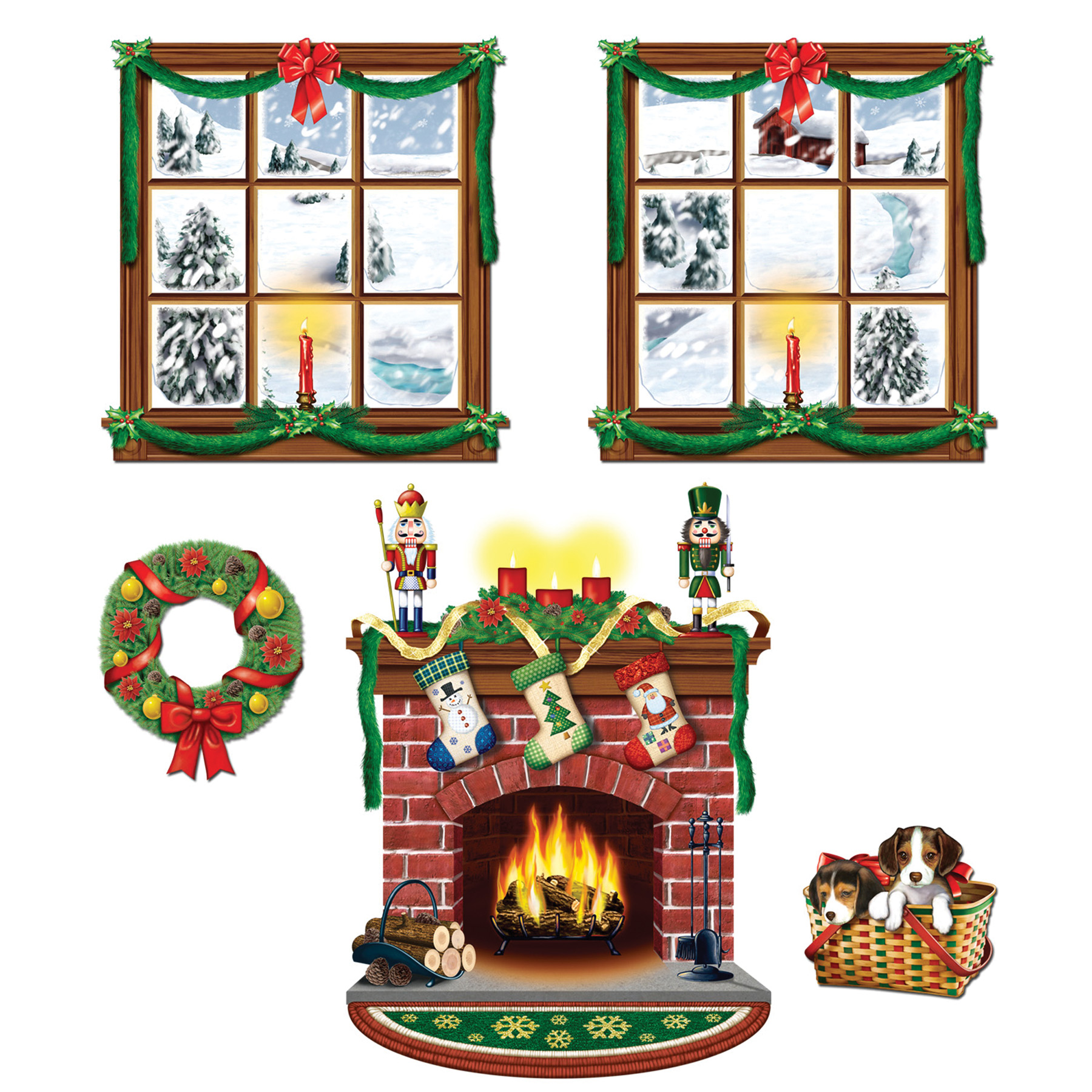 Featured Image for Indoor Christmas Decor Props