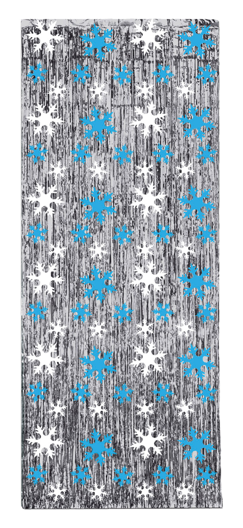 Featured Image for Snowflake Gleam N Curtain