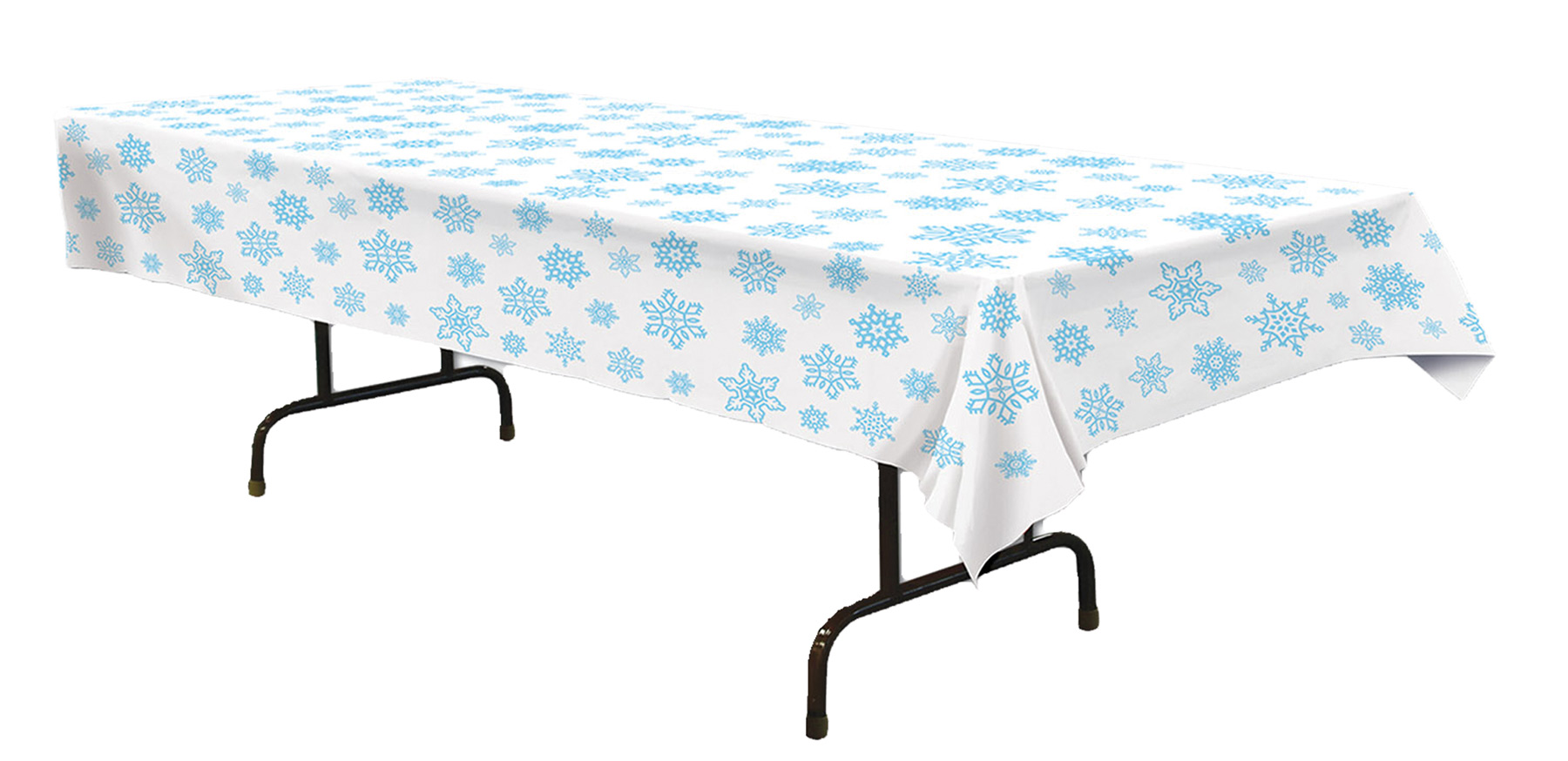 Featured Image for Snowflake Table Cover