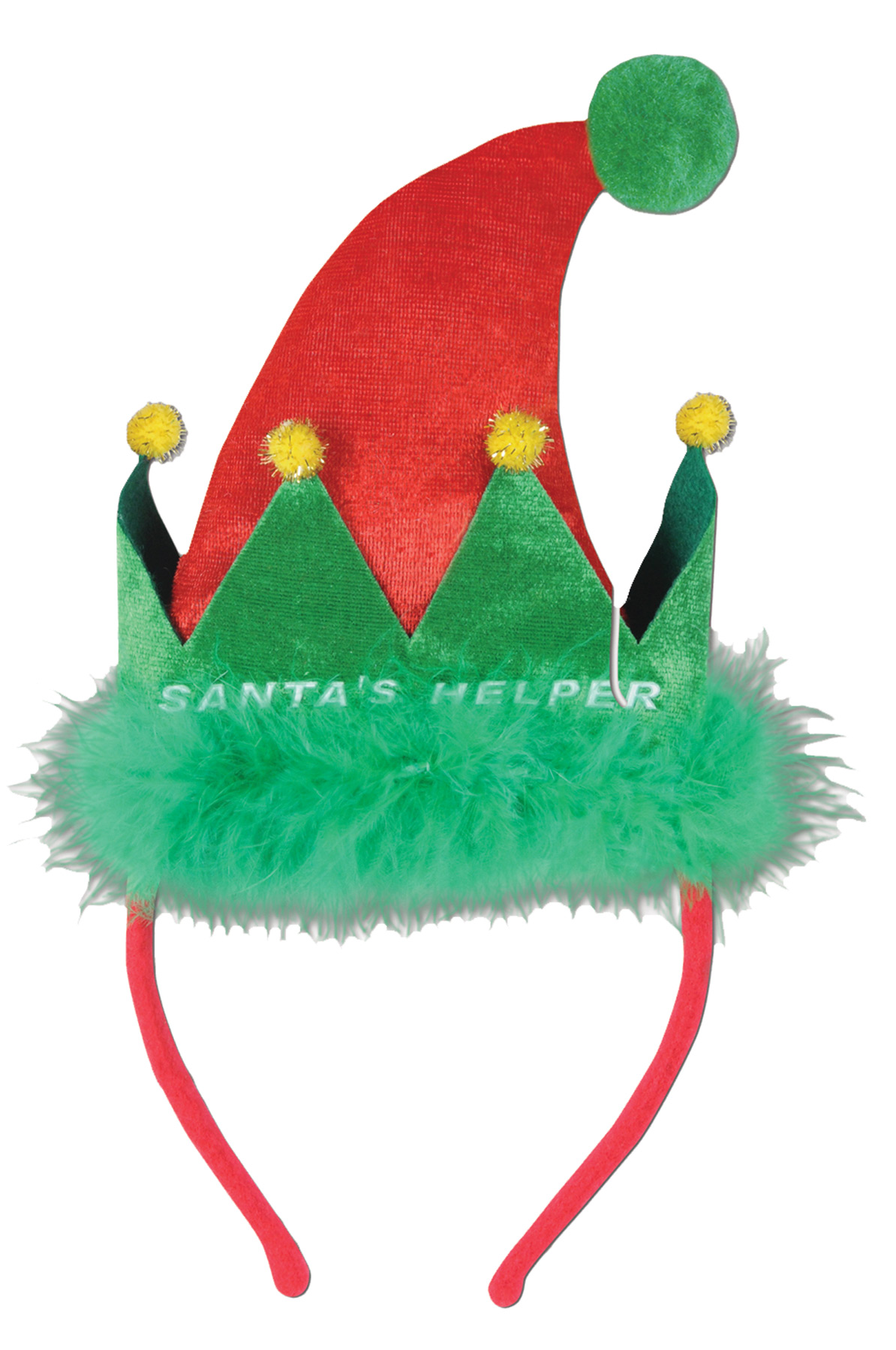 Featured Image for Santa Helper Headband
