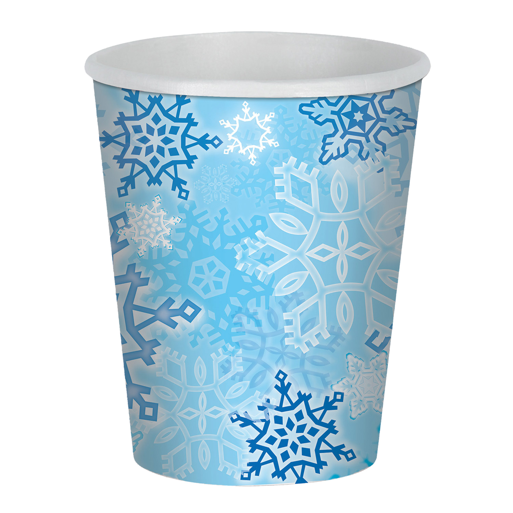 Featured Image for Snowflake Beverage Cups