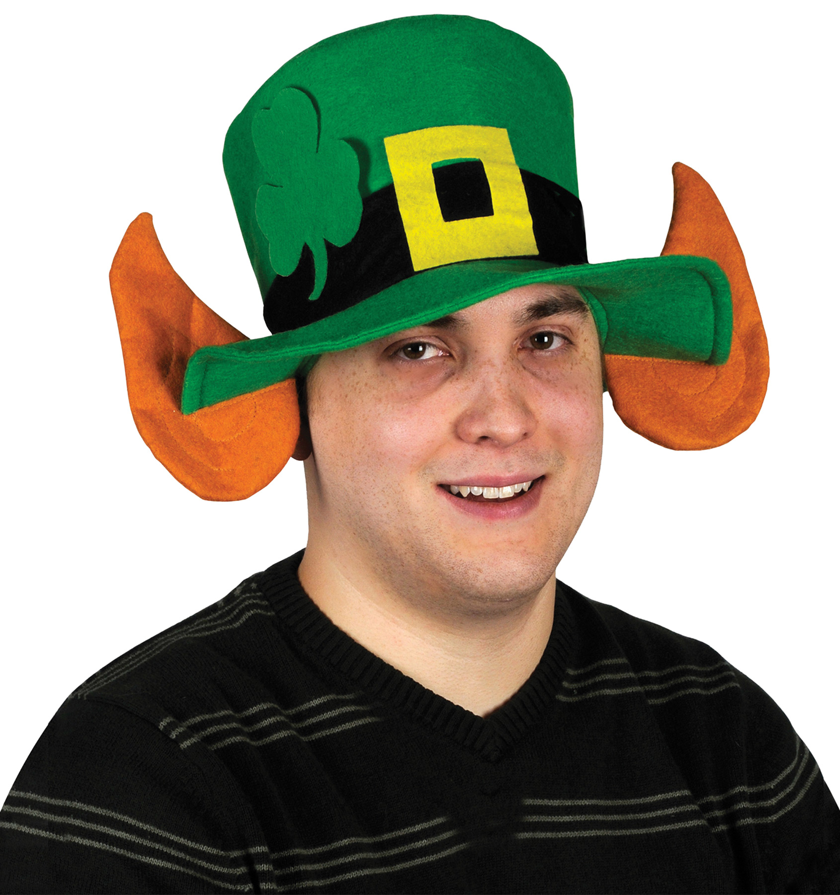 Featured Image for Felt Leprechaun Hat with Ears
