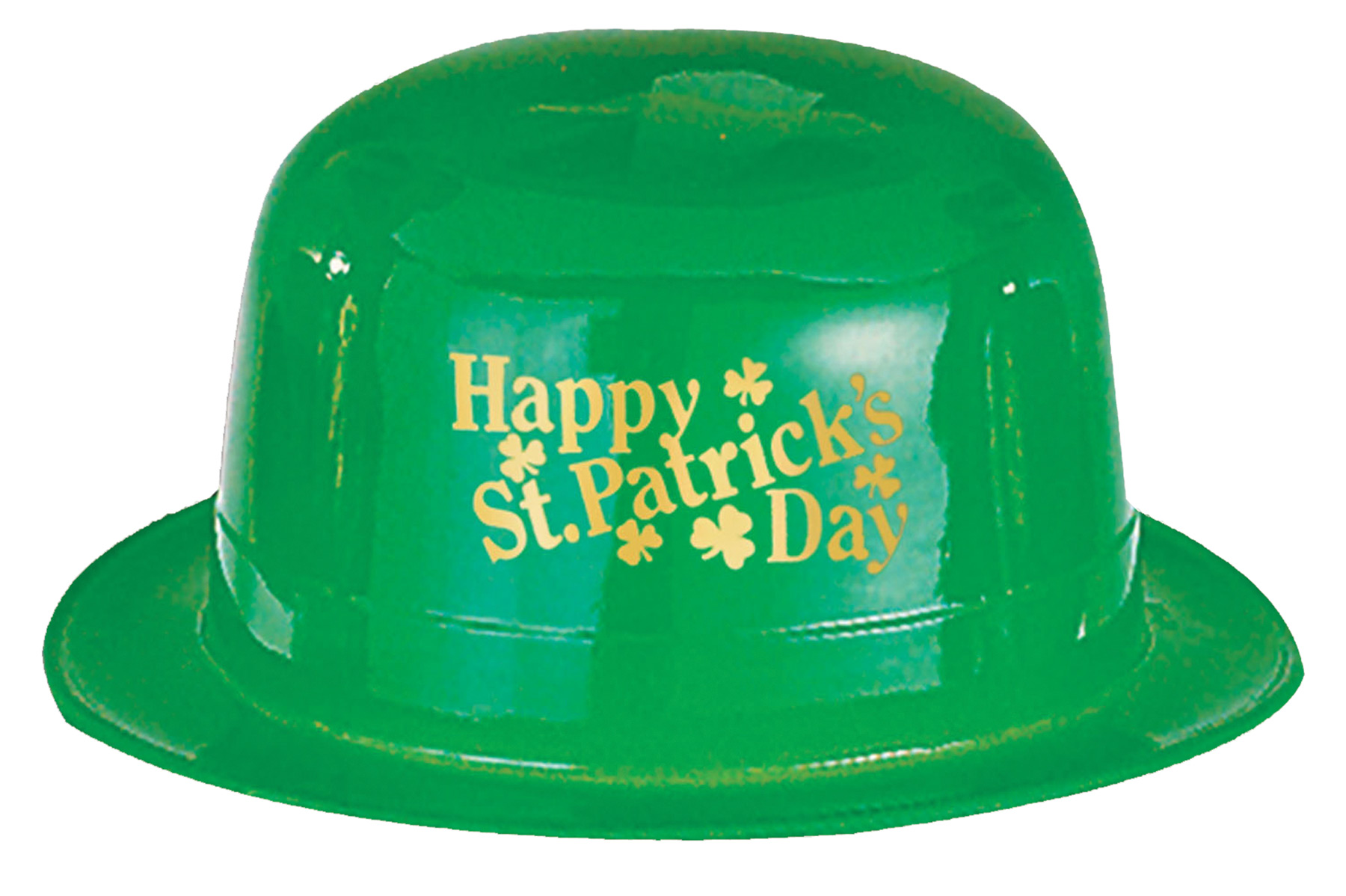 Featured Image for Plastic St. Patrick's Day Hats – Pack of 6