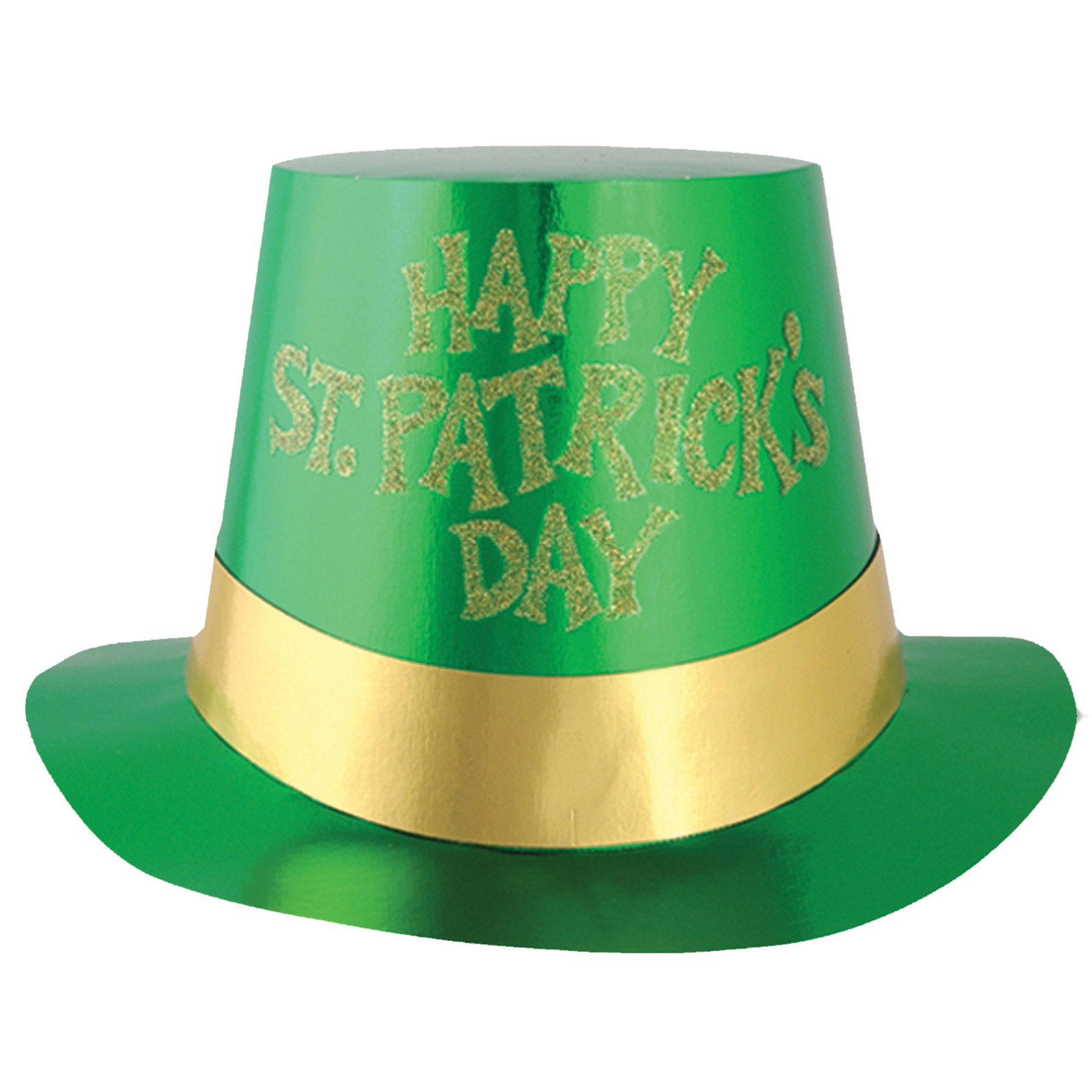 Featured Image for Glittered St. Patrick's Day Hats – Pack of 5