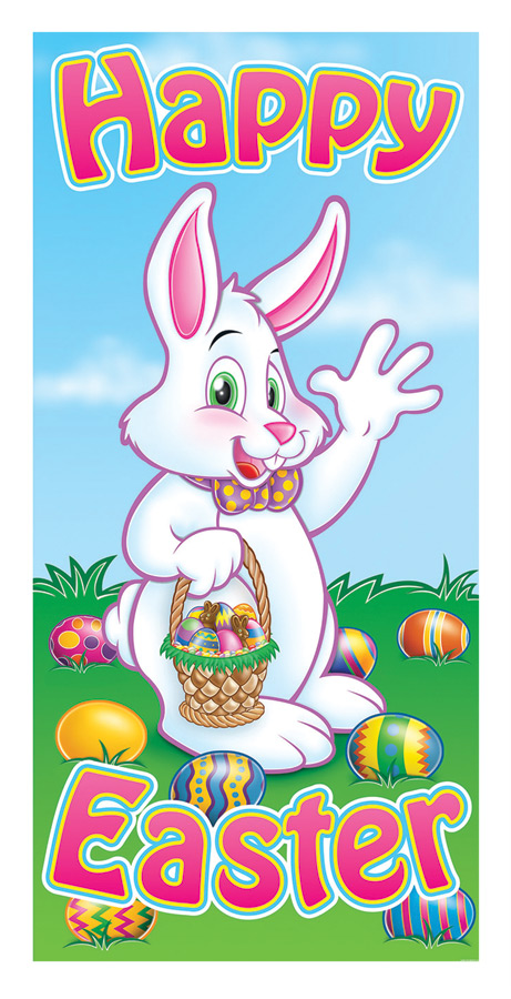 Featured Image for Easter Door Cover