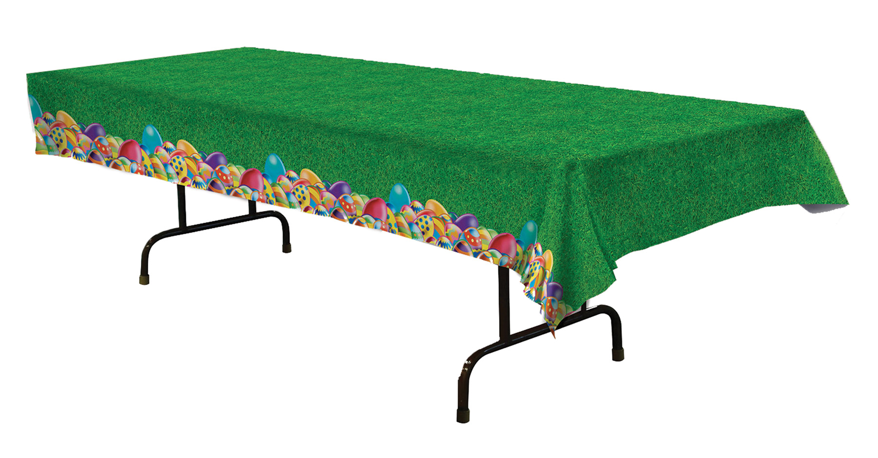 Featured Image for Easter Egg Table Cover