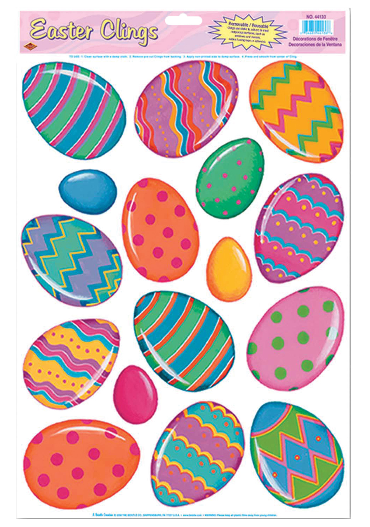 Featured Image for Color Bright Egg Clings