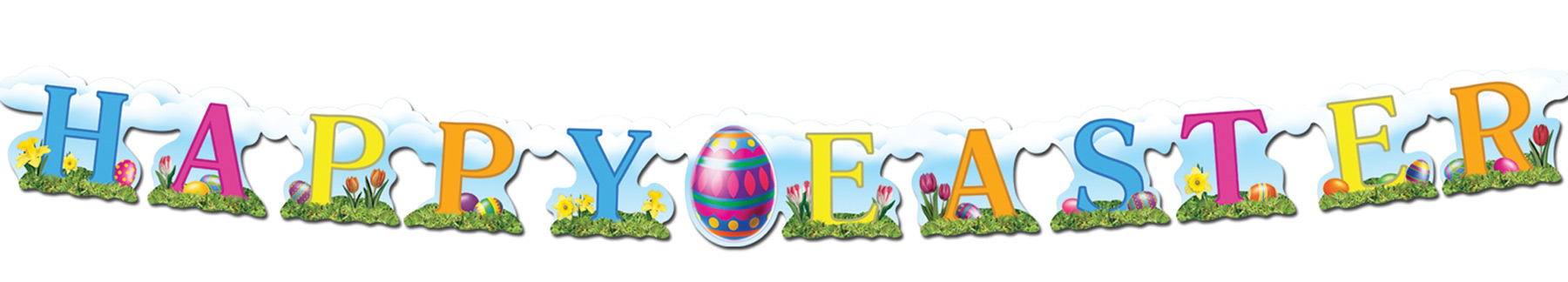 Featured Image for Happy Easter Streamer
