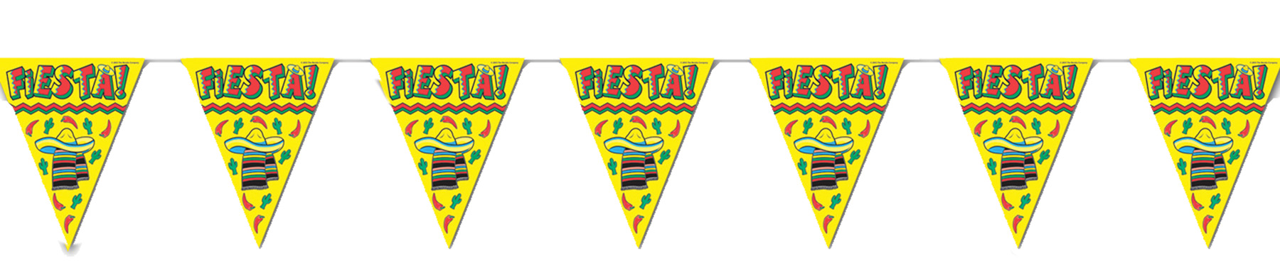 Featured Image for Fiesta! Pennant Banner