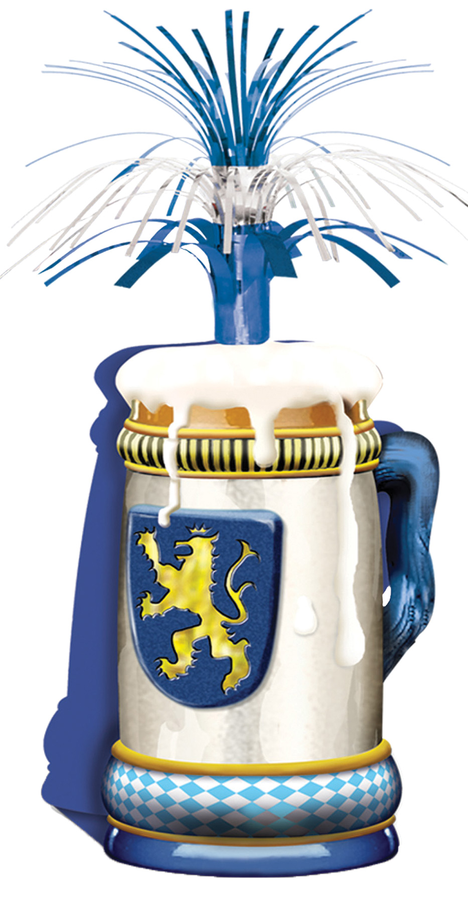 Featured Image for Oktoberfest Centerpiece