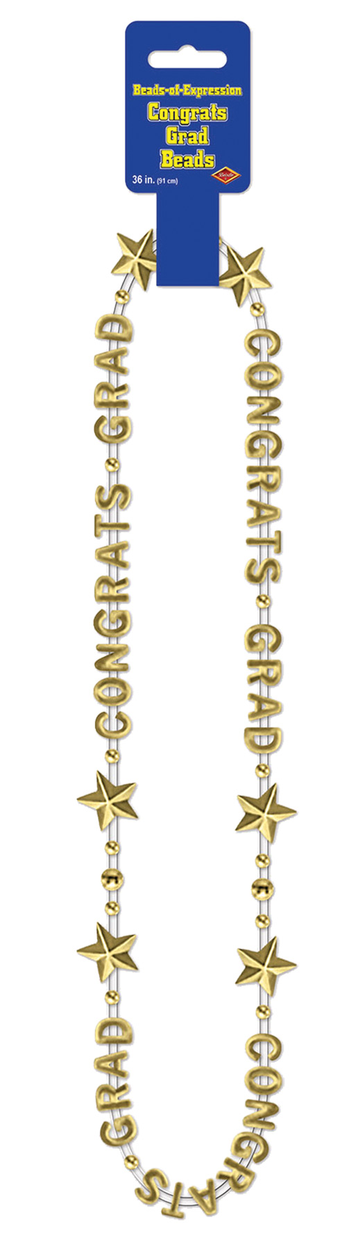 Featured Image for 36″ Congrats Grad Beads