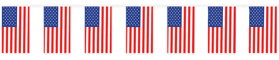 Featured Image for Outdoor American Flag Banner