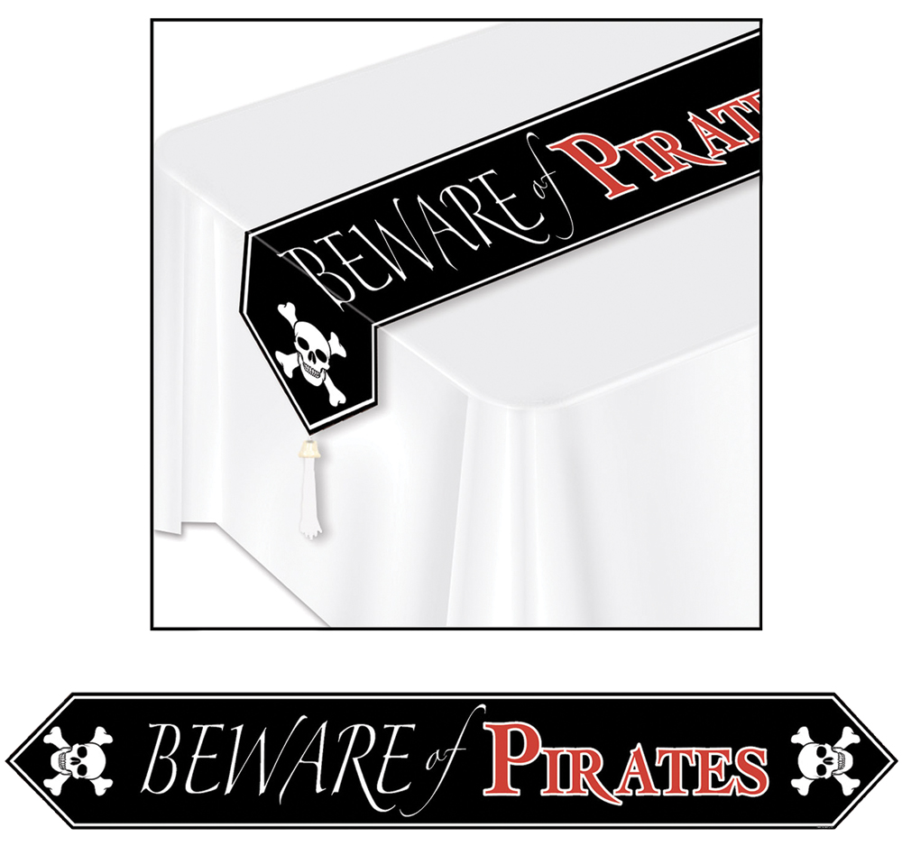 Featured Image for Pirate Table Runner