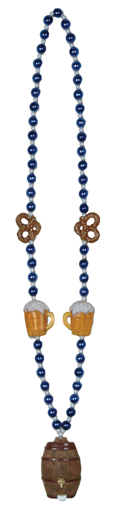 Featured Image for Oktoberfest Beads Keg Medallion