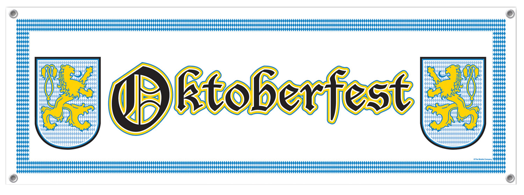 Featured Image for Oktoberfest Sign Banner